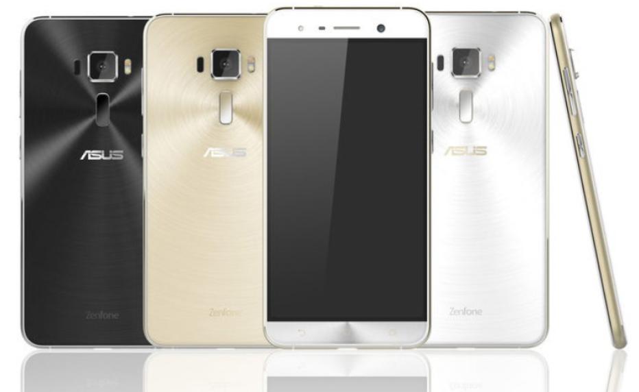 ASUS to release Zenfone 3 smartphones