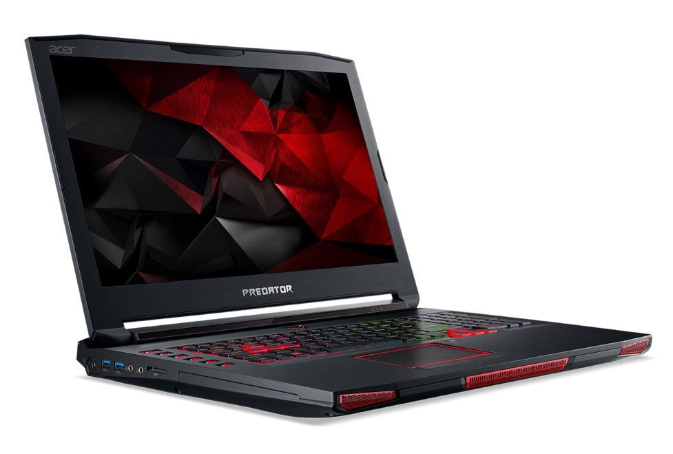 Acer Predator notebook