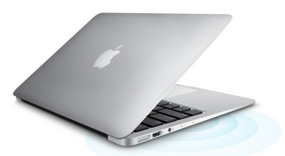 Apple presents new MacBook computer