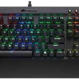 Corsair presents three new gaming keyboards
