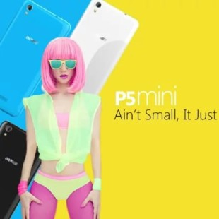Gionee releases the P5 Mini smartphone