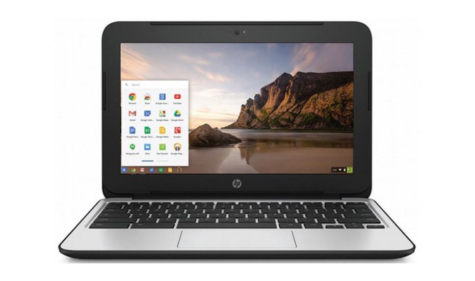 HP prepares new Chromebook with 16 GB RAM
