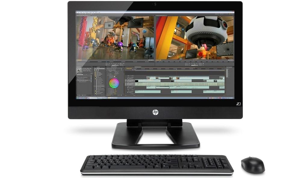 HP Z1 G3 AIO
