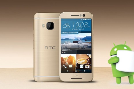 HTC presents One S9 smartphone