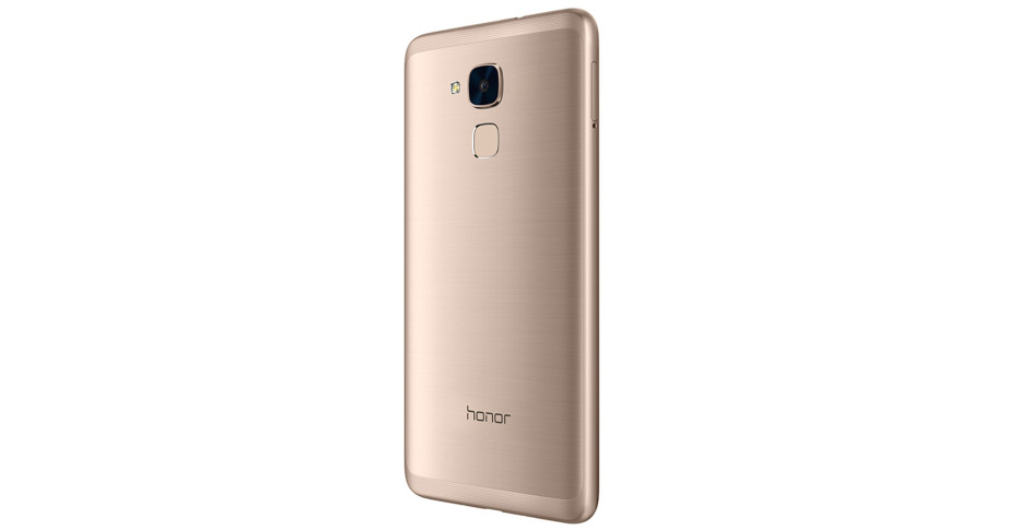 Huawei presents the Honor 5C smartphone