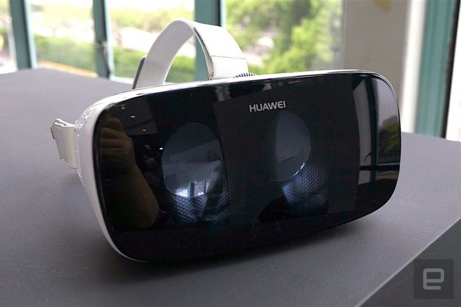 Huawei announces its first VR device