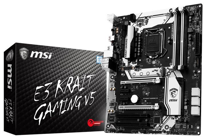MSI E3 Krait Gaming