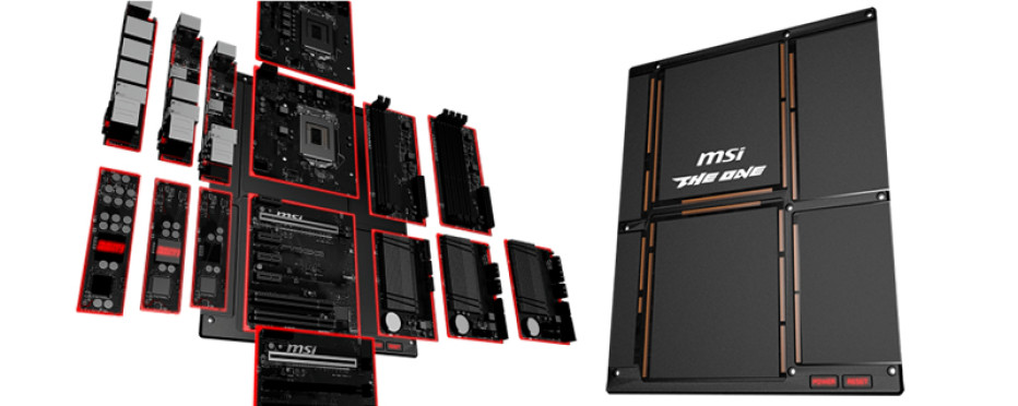 MSI working on modular motherboard