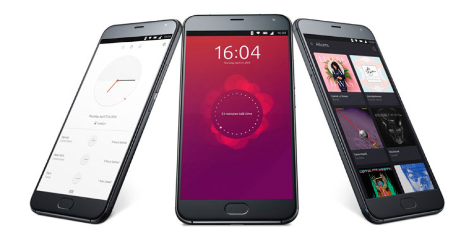 Meizu launches the Pro 5 Ubuntu Edition smartphone