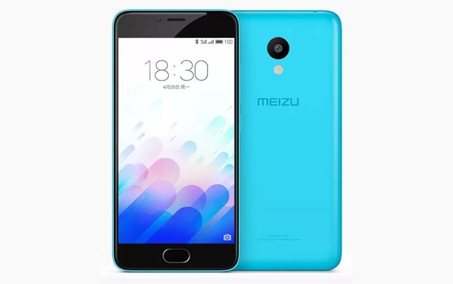 Meizu presents the m3 smartphone