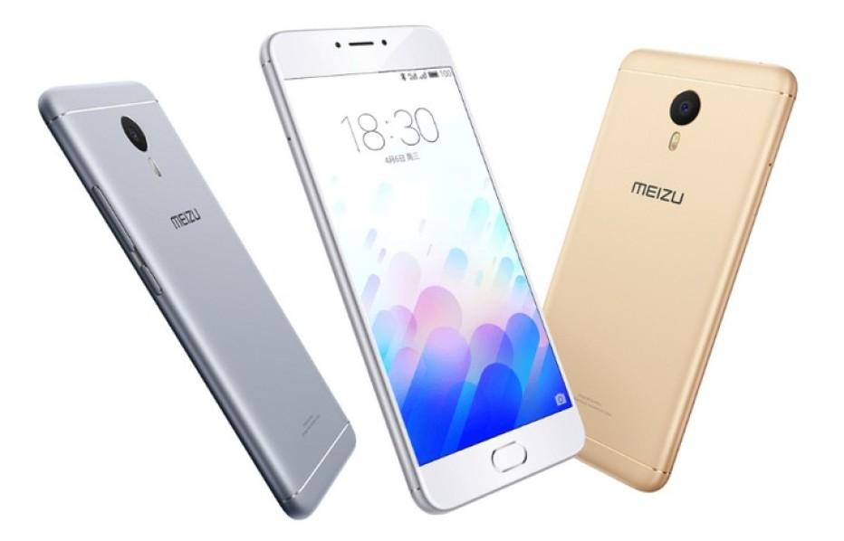 Meizu debuts the M3 Note smartphone