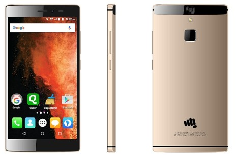 Micromax announces two new flagship smartphones