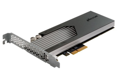 Micron presents 20 new solid-state drive models