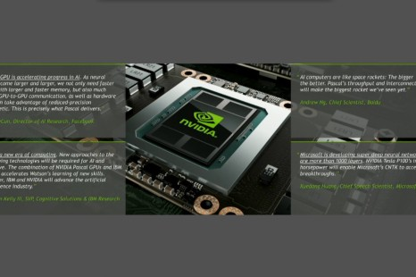 NVIDIA presents first Pascal-based GPU