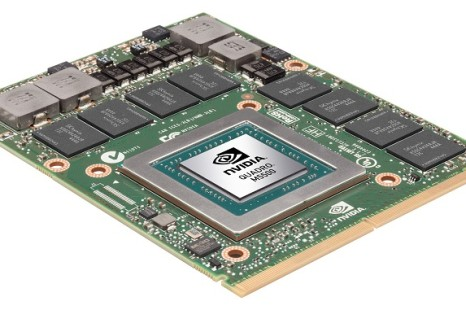 NVIDIA announces Quadro M5500 video card