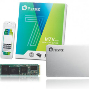 Plextor releases M7V solid-state drives