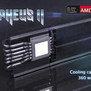 Raijintek announces Morpheus II Core Edition VGA cooler