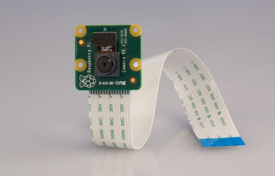 Raspberry Pi gets new integrated camera