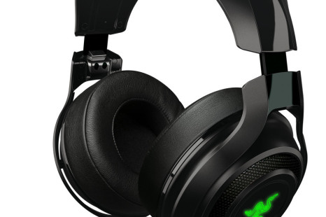 Razer intros ManO'War gaming headset