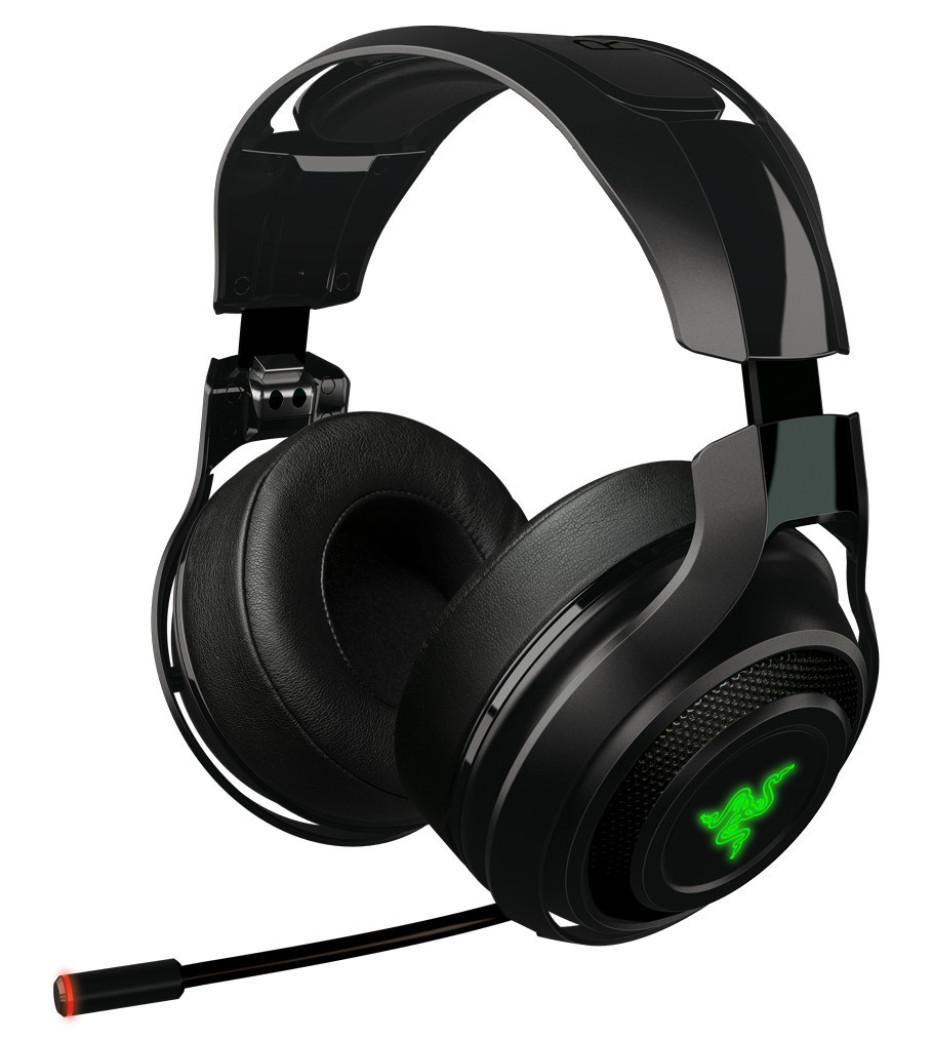 Razer intros ManO'War gaming headset
