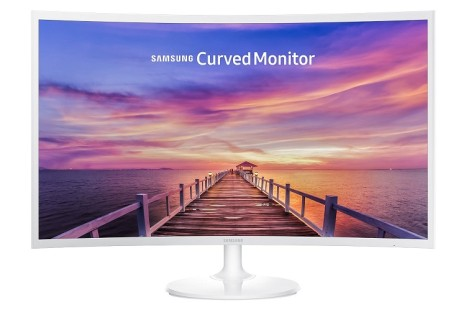 Samsung works on new curved monitor