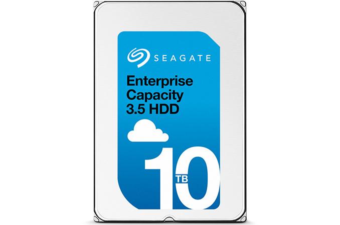 Seagate 10 TB Enterprise