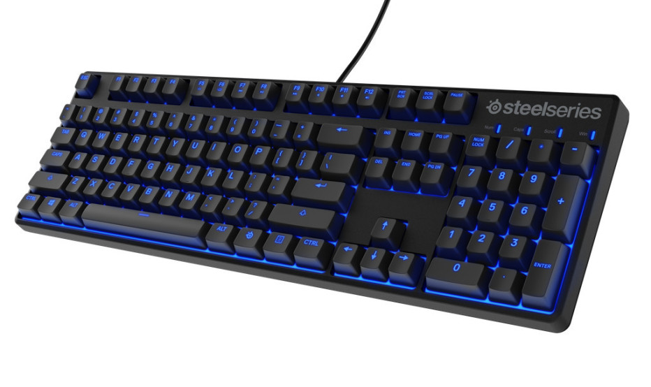 SteelSeries rolls out the Apex M500 gaming keyboard
