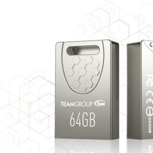 Team Group announces miniature flash drives
