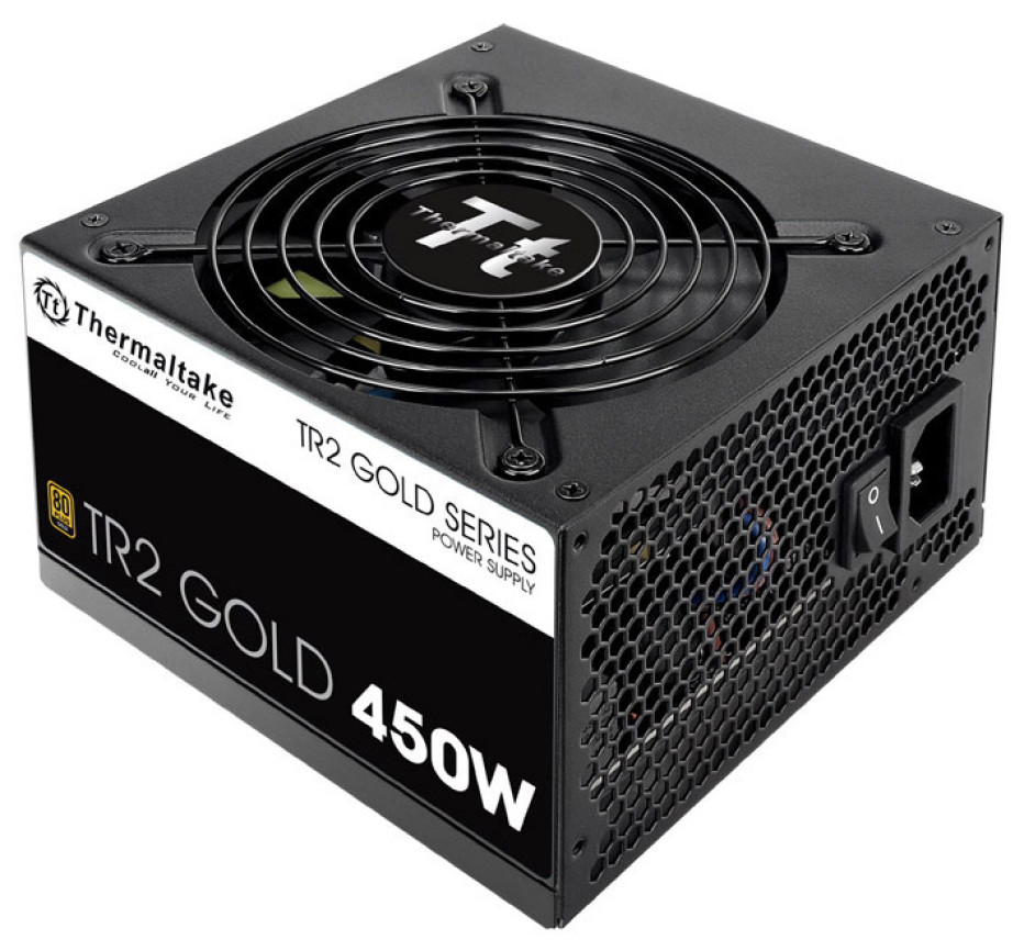 Thermaltake plans to release TR2 V2 Gold PSUs