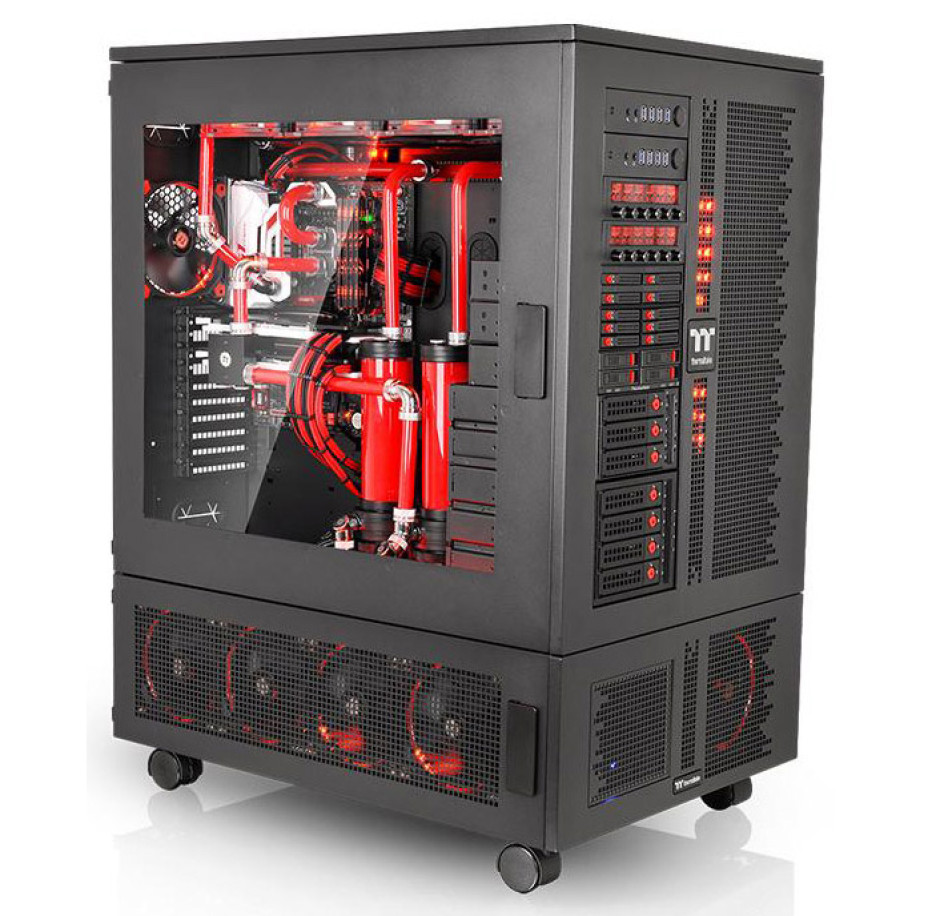 Thermaltake releases the Core WP200 super tower case