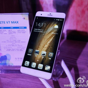 ZTE presents V7 Max smartphone