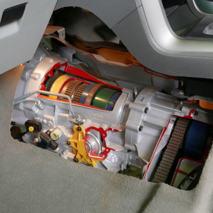 The Evolution of the Automatic Transmission