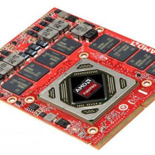 AMD unveils the FirePro S7100X module
