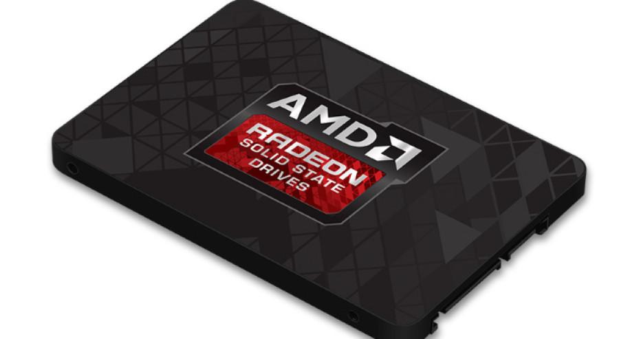 AMD unveils Radeon R3 Series SSDs