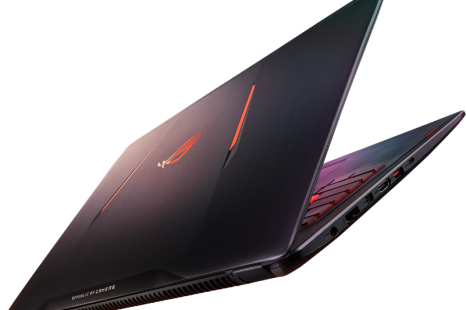 ASUS intros new ROG gaming notebook, new headset