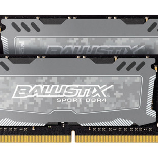 Crucial creates Ballistix Sport DDR4 notebook memory