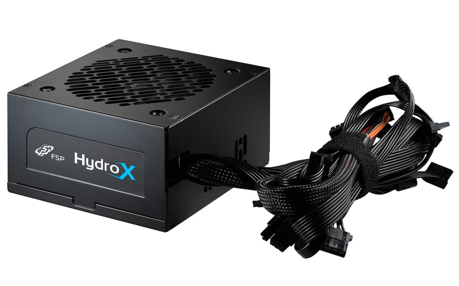 FSP debuts Hydro X power supply units