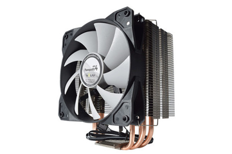 GELID debuts the Tranquillo Rev. 4 CPU cooler
