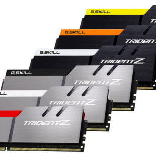 G.Skill sets new records with its Trident Z DDR4 memory