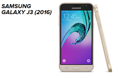 Samsung's Galaxy J3 (2016) becomes available in the USA