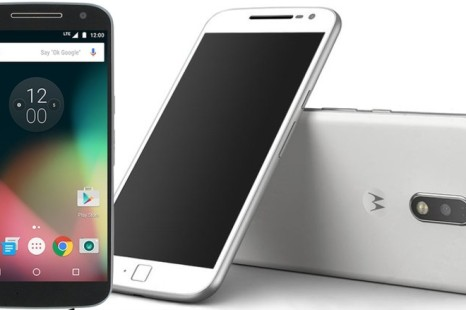 Lenovo debuts the Moto G4 and Moto G4 Plus smartphones