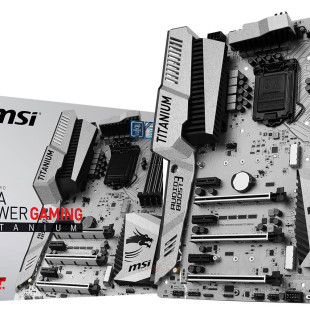 MSI debuts the Z170A MPower Gaming Titanium motherboard