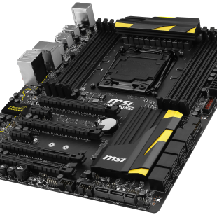 MSI prepares X99A Gaming Pro Carbon motherboard