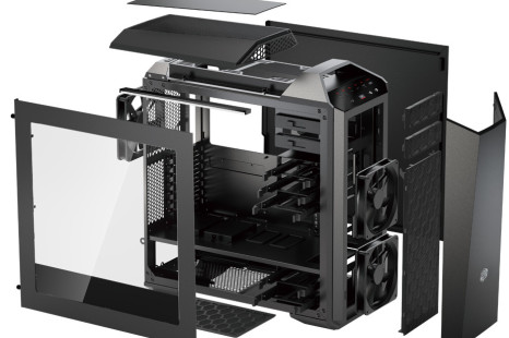 Cooler Master presents the MasterCase Maker 5 chassis