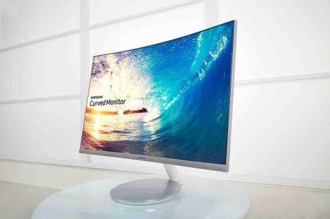 Samsung releases the C27F591FDU monitor in Europe