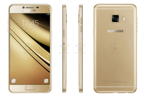 Samsung reveals the Galaxy C5 smartphone
