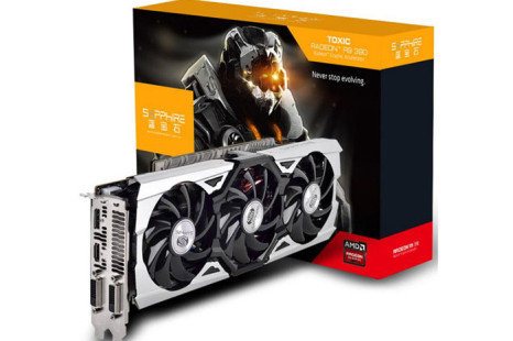 Sapphire releases Radeon R9 390 Toxic video card and more