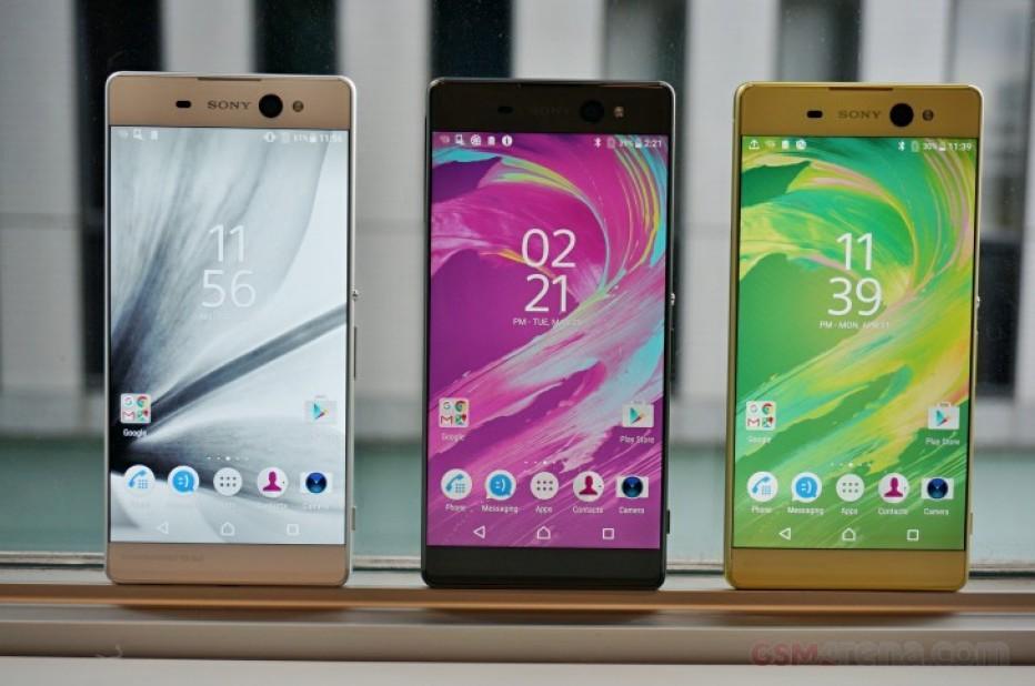 Sony announces the Xperia XA Ultra smartphone