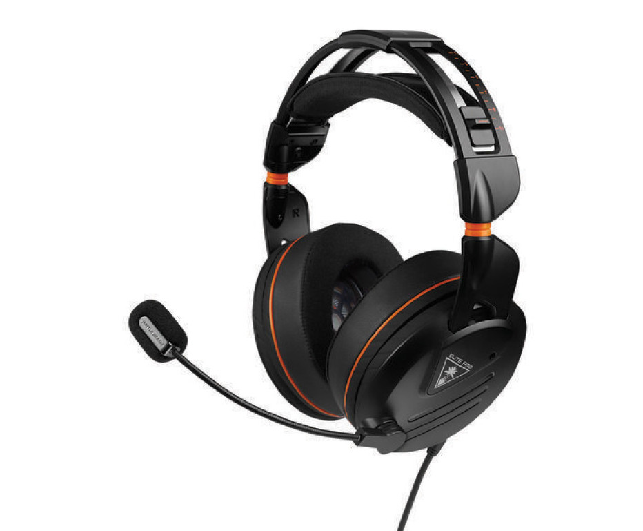 Turtle Beach debuts the Elite Pro gaming headset