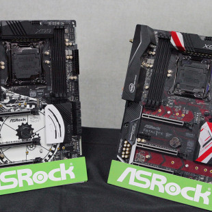 ASRock presents X99 Taichi motherboard and more